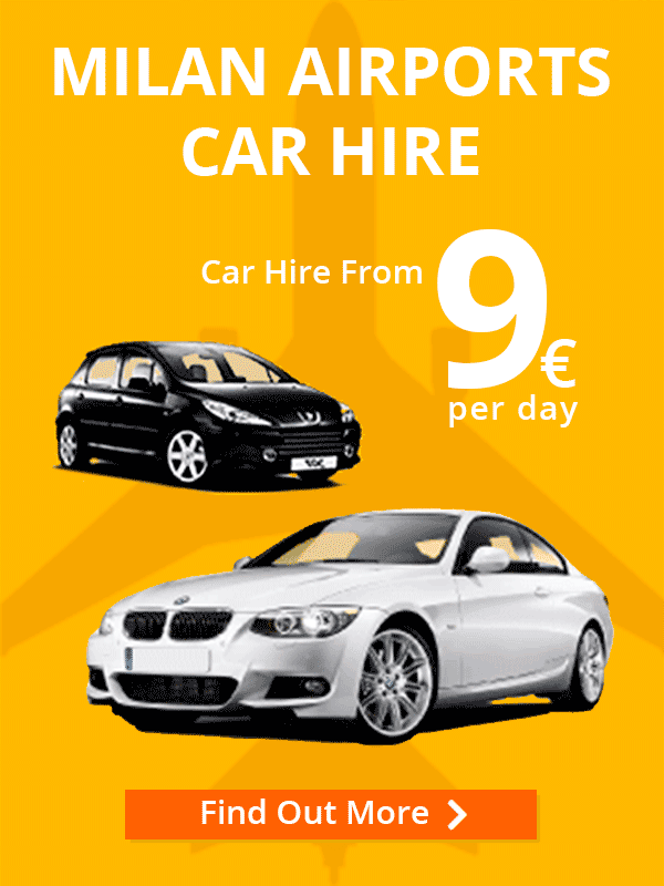 milan airport car hire